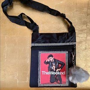 Handbags - The Weeknd XO Abel artist Crossbody Bling bag